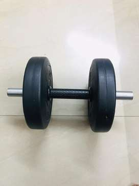 6kg dumbells for sail.
