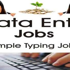 Part Time Work At Home. PDF To NOTEPAD Data Entry. Contact Immediately