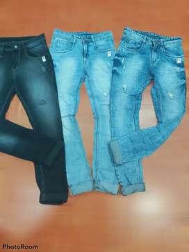 Men's funky jeans