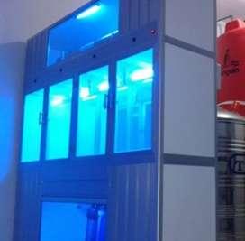 Air minum Galon : juaL depot 4 kamar