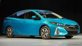 Toyota Prius 2019 Get On 20% Advance Down Payment