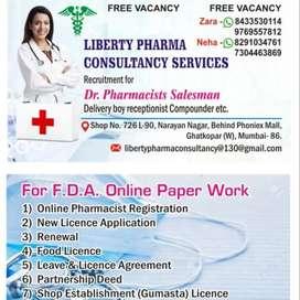 Liberty pharma consultancy services