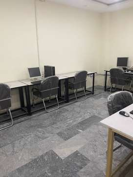 Call Center Seats Available For rent - 20 Seats in Chaklala Scheme 3