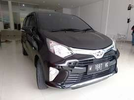 TOYOTA CALYA G 1.2 MANUAL Th 2018