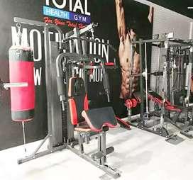 Alat olahraga home gym kokoh anti gores ready35