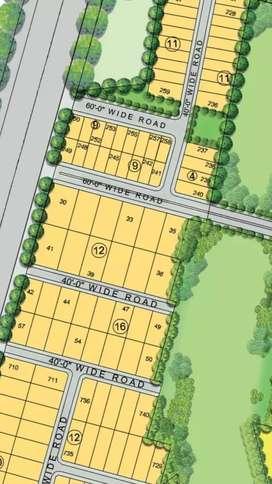 500 Sqyd north-east facing plot for sale in Emaar, Sec 109, Mohali