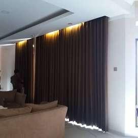 Korden Tirai Hordeng Gorden Curtain Blinds Gordyn Wallpaper Z.111b8b