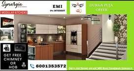 Modular kitchens & Interior designing in guwahati