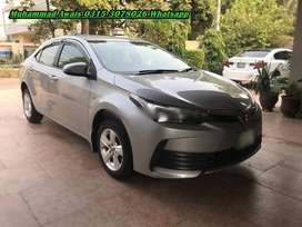 get corolla on very easy monthly installments