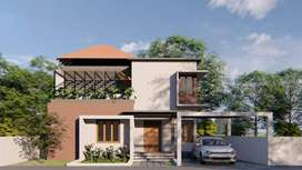 2100 SqFt Villa/ 5cent/76 lakh/ Amala, Chittilapilly Thrissur