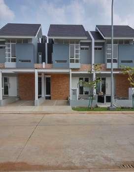 Dijual Rumah Baru 2 lantai di Cluster Vasana, Kota Harapan Indah, Beka