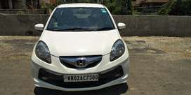 Honda Brio V Manual, 2013, Petrol