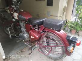A brand new Royal Enfield Classic 500 available for sale