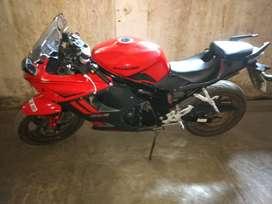 Excellent condition Hyosung GTR 650 Super Sports Bike