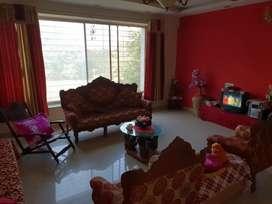 2 bhk semi furnish flat new pandit colony