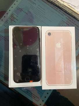 Brand new i phone 7 128 gb avaliable imported stock