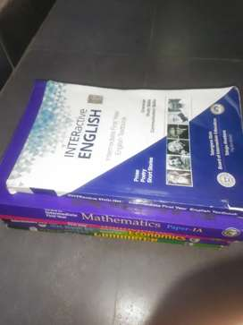 Inter 1st year MEC All Books
