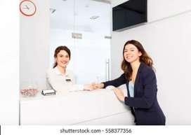 Front office supervisor Female-Star Hotel