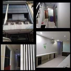 DIJUAL CEPAT Ruko Pusat Roxy Mas uk 75m2 4.5lt furnish
