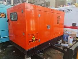 Genset Silent Hatz Diesel 10kVA Made in Germany.