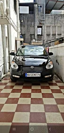 Hyundai Verna 2008 Petrol Good Condition