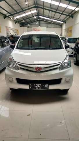 Dp 14 juta saja Daihatsu New Xenia D Manual 2015 Km 16 ribu