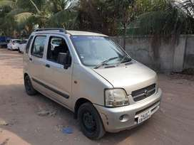Maruti Suzuki Wagon R 1.0 VXi, 2004, CNG & Hybrids