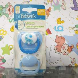 Empeng Dr Brown Dr Browns Soothers