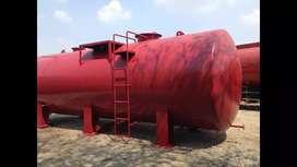 Jual tangki solar, pressure tank, sand filter carbon filter tank murah