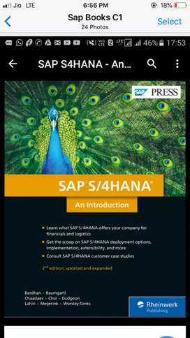 Sap s4 hana training with placements