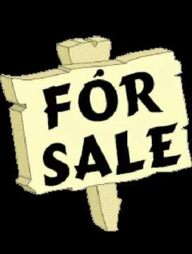 Plot for sale Saadi garden black 3 west open