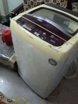 Electrolux Fully automatic 6.5 kg
