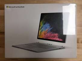 "Microsoft surface book 2 13"" 8gb 256gb I7 brand new packed"