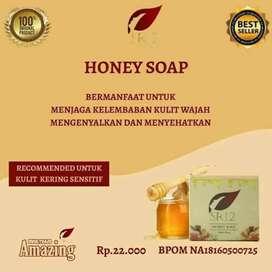 Honey soap SR12 SABUN UNTUK KULIT KERING