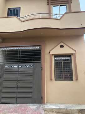 House For Sale (Muslim Town No,1 Ali Block Street No, 1)
