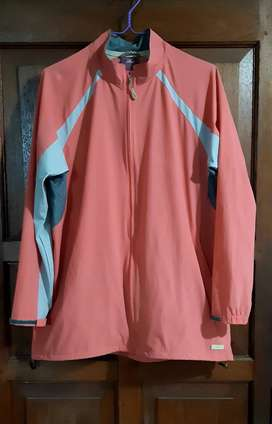 MIZUNO JACKET OUTWEAR SPORTY WATER REPELLENT TOP BRAND GYM RUNNING