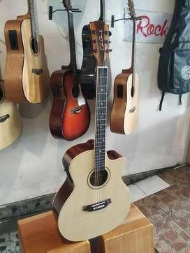 Gitar Akustik elektrik coleclark