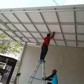 Kanopi Baja ringan Murah, Canopy Atap rumah berkualitas