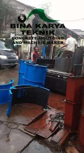 Cetakan buis beton dan gorong2 beton