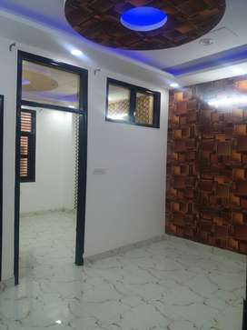 2 bhk builder floor semi furnished with pm yojna facility