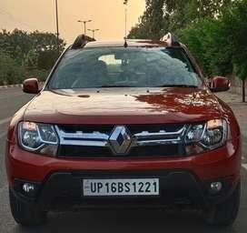 Renault Duster 1.5 Petrol RXL, 2018, Diesel