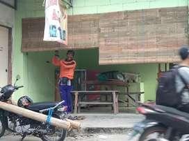 Tirai bambu gandos dos