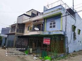 Disewakan Ruko 2,5 Lantai Jln Nusa Indah Area Kampus Palembang