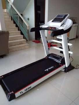 Treadmill listrik tl123M/bisa kredit