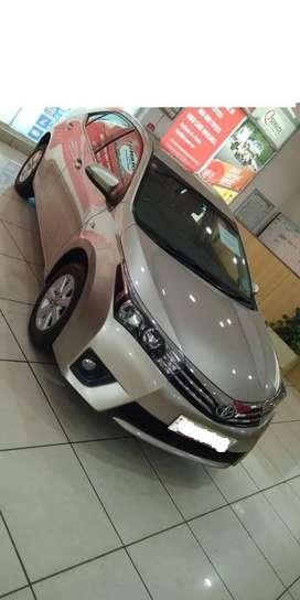 Toyota Corolla Altis G AT Petrol, 2015, Petrol