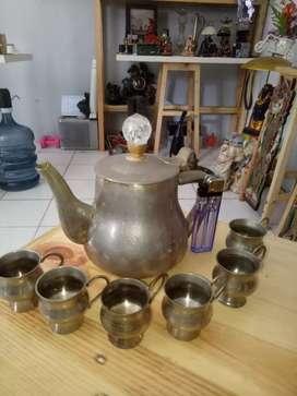Tea Set Cantik Unik & Imut