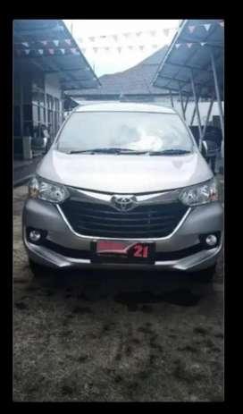 "Toyota Avanza G Manual 2016 Silver ""Free Jasa Service 1 Tahun"""