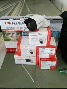 Paket lengkap kamera CCTV murah 2mp kemiri tanggerang