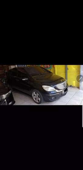 Mercedes benz new B 170 tahun 2008.mewah .mulus luar dalam.atap kaca