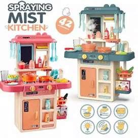 Mainan masak masakan anak|batam free ongkir